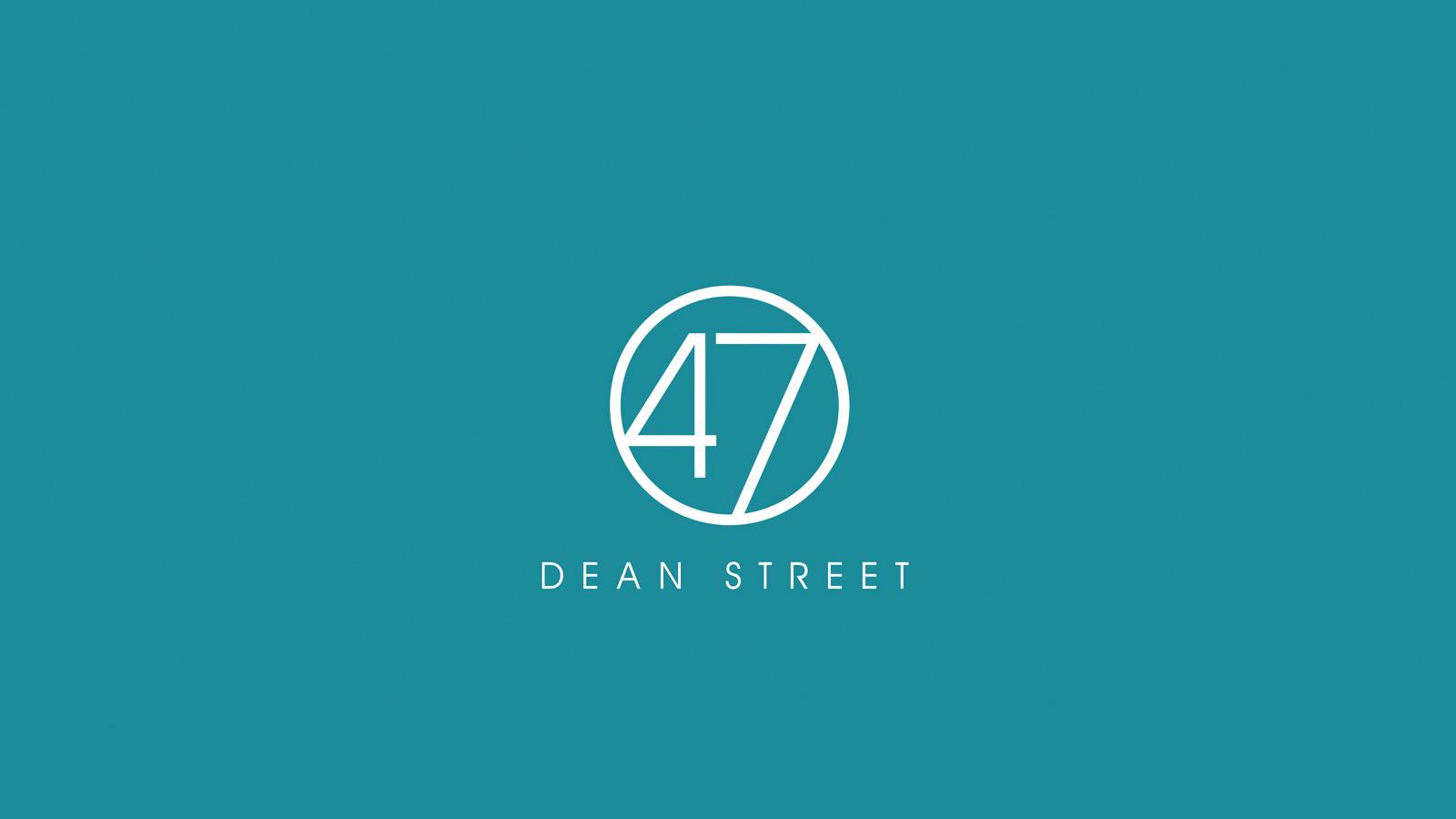 47 Dean Street brand identity