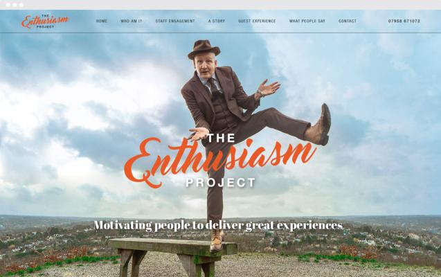 The Enthusiasm Project.
