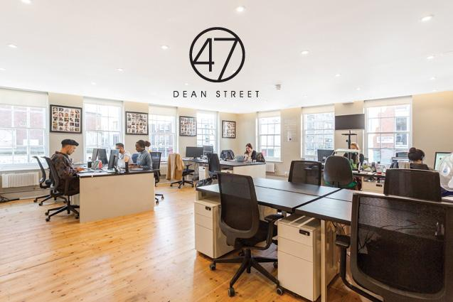 47 Dean Street.