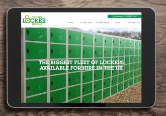 Launching The Big Locker Hire Co.