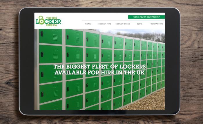 Launching The Big Locker Hire Co.