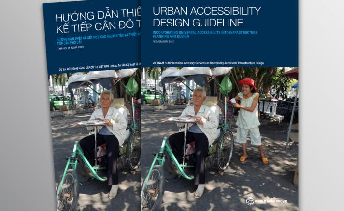 World Bank Urban Accessibility Design Guideline.