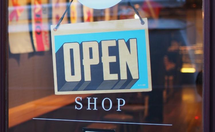 Re-opening your shop or premises?