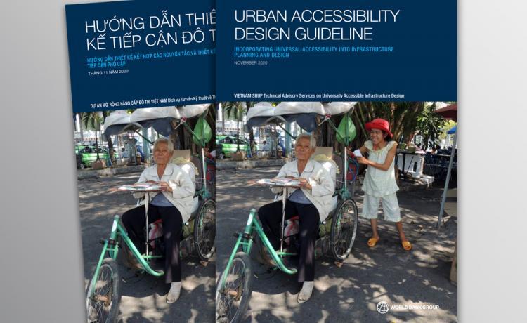 World Bank Urban Accessibility Design Guideline.